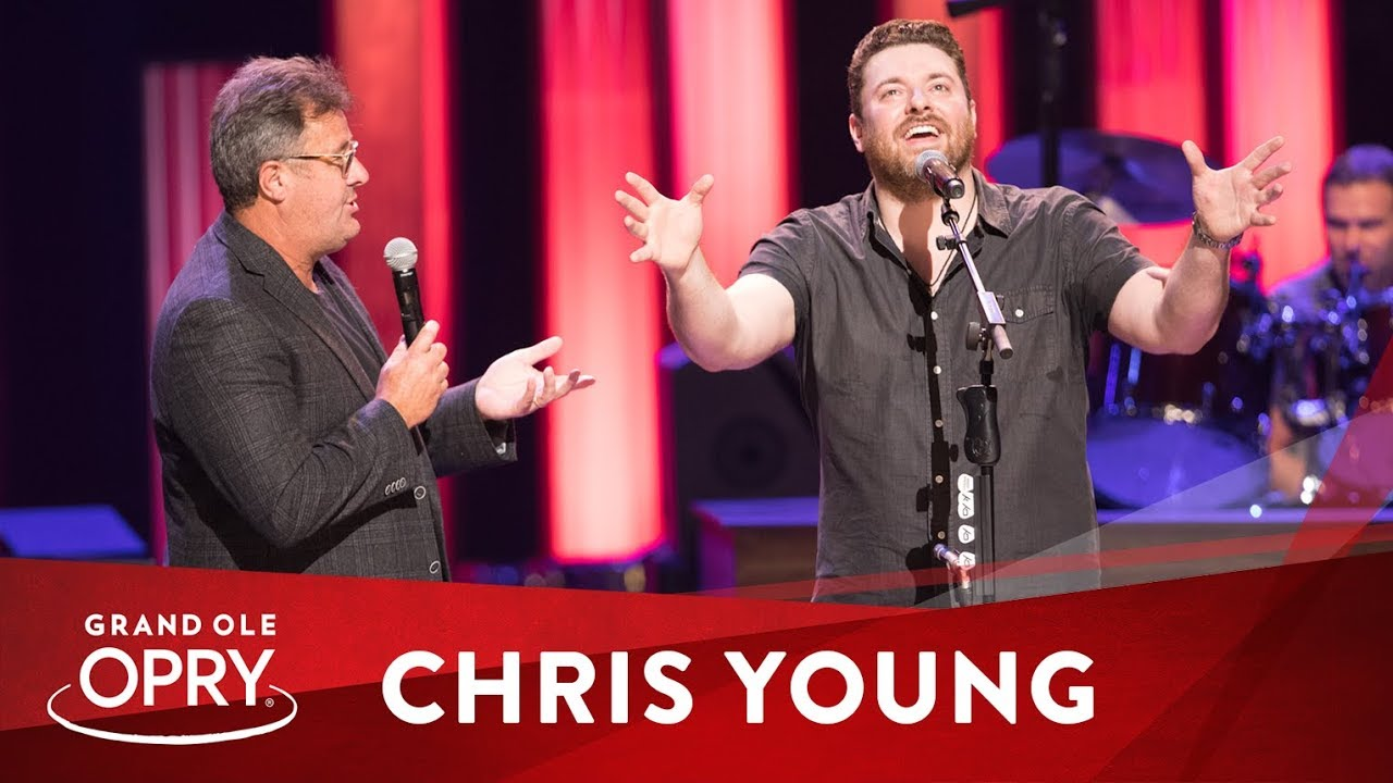 Chris Young invited to join the Grand Ole Opry