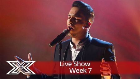 'The X Factor UK' #TBT: Matt Terry delivers mesmerizing rendition of 'Writing's on the Wall'