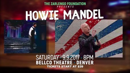 Kathryn Zarlengo talks using comedy for a cause ahead of Howie Mandel on Sept. 9