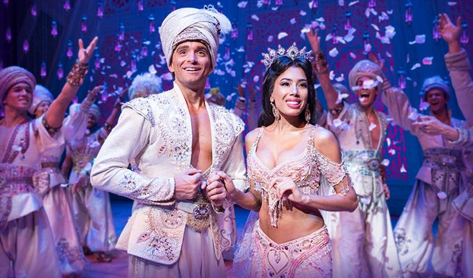 Aladdin Booking Until 9 February 2019 Tickets At Prince Edward Theatre In London