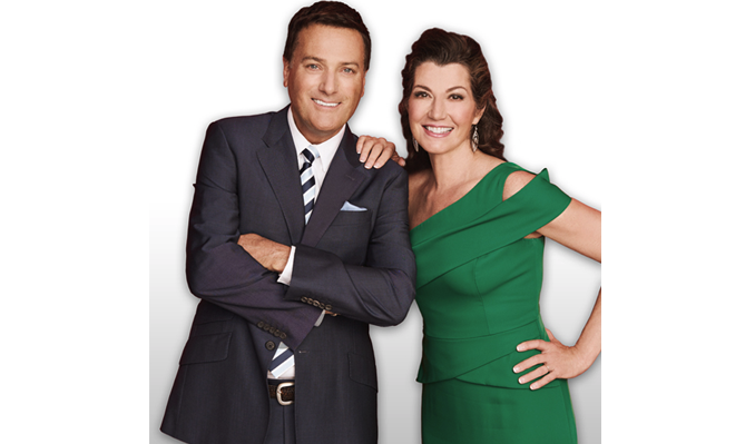 Christmas with Amy Grant and Michael W. Smith tickets in Kansas ...