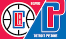 LA Clippers vs Detroit Pistons tickets at STAPLES Center in Los Angeles