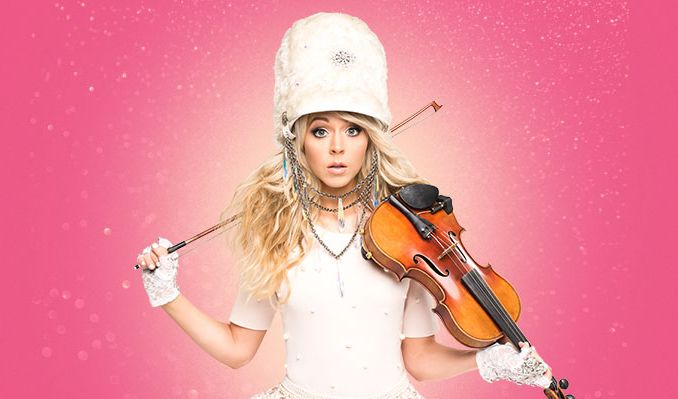 Lindsey Stirling tickets at Verizon Theatre at Grand Prairie in Grand Prairie