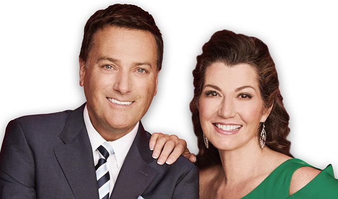 Michael W. Smith & Amy Grant tickets in Denver at Bellco Theatre ...