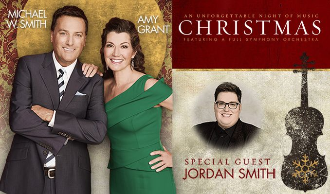 Michael W. Smith & Amy Grant tickets in Grand Prairie at Verizon ...