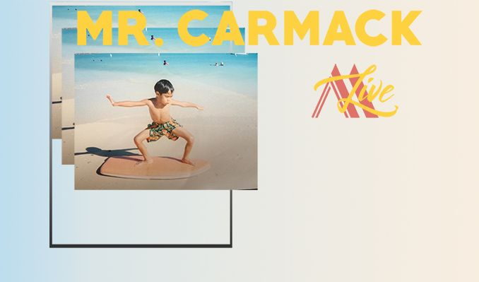 Mr. Carmack (Live) tickets at Rickshaw Stop in San Francisco