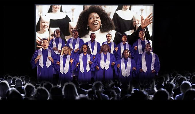 Sister Act Live Choir tickets at Birmingham Symphony Hall, Birmingham