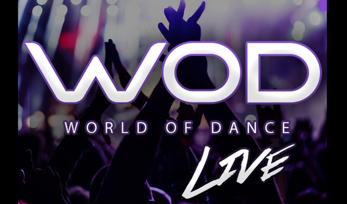 World Of Dance Live! tickets at City National Grove of Anaheim in Anaheim