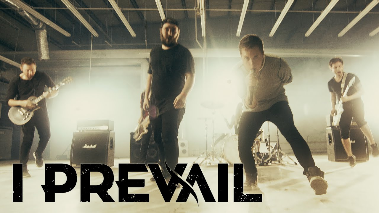 I Prevail to 'Rage on the Stage' on massive fall tour