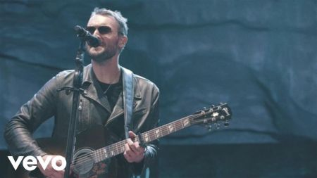 Eric Church surprise releases first live material from '61 Days of Church' project