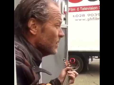 Watch 'Game of Thrones' actors sing Tom Waits