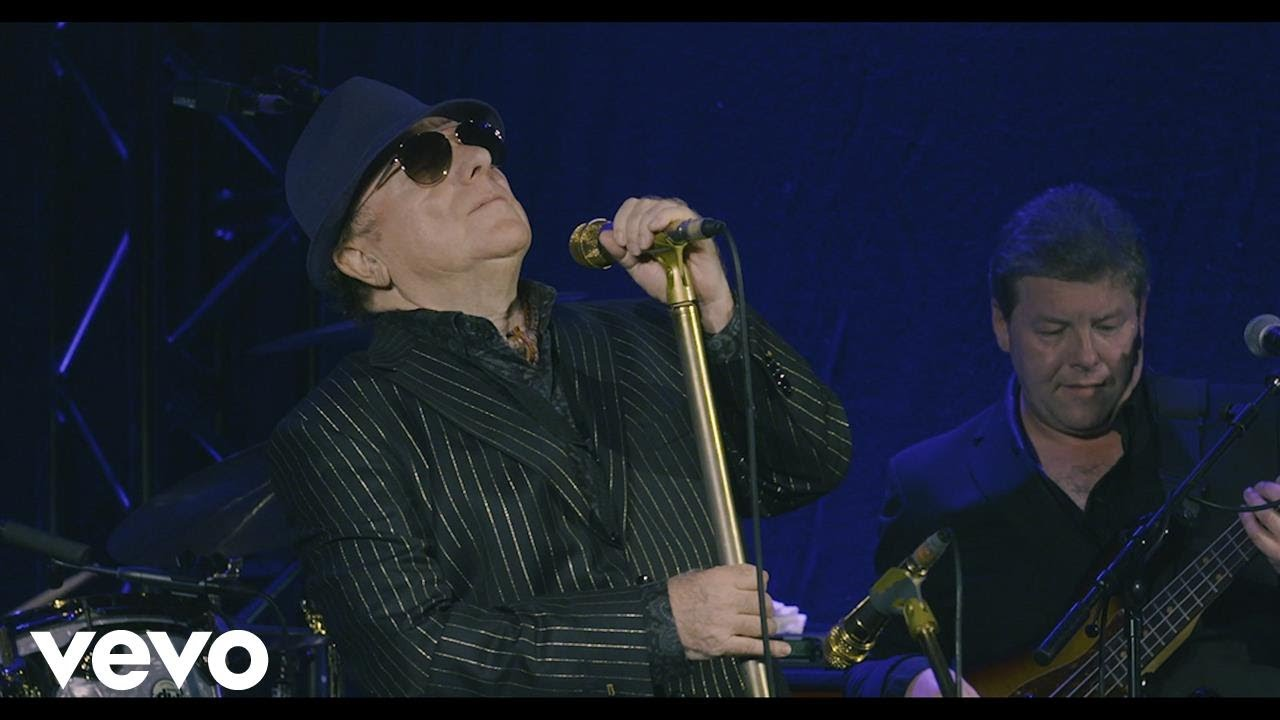 Watch: Van Morrison debuts official live video for 'Bring It on Home to Me'