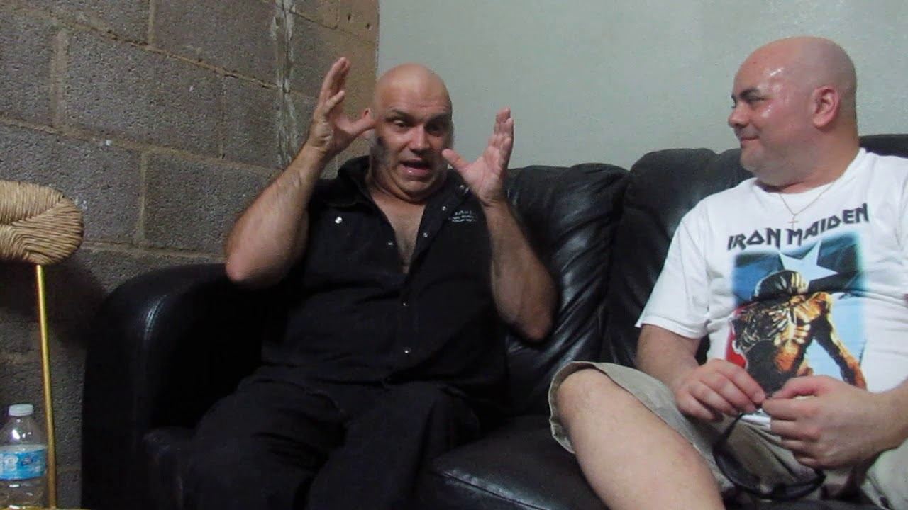 'Into the Pit' with singer Blaze Bayley