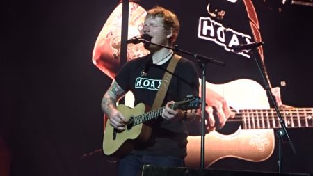 Ed Sheeran talks collaborating with his brother on 'Perfect'
