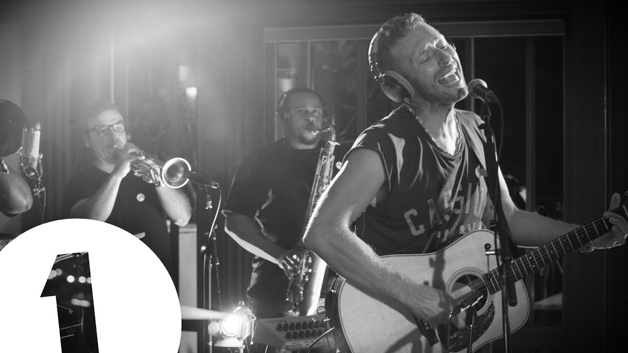 Watch: Coldplay's Chris Martin covers Paul Simon's 'Graceland'