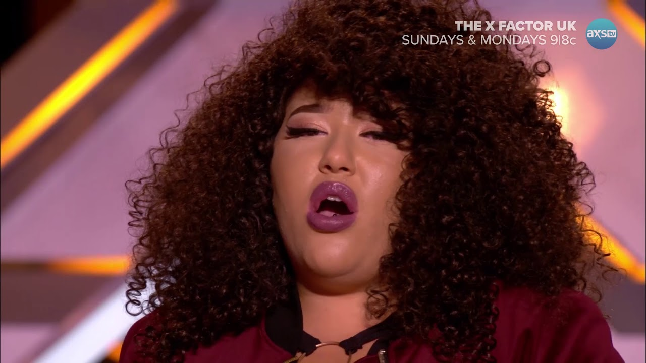 'The X Factor UK' season premiere night 2 recap: A moving audition brings Scherzy to tears