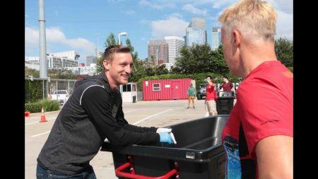 Houston Dynamo, Dash to donate to Houston hurricane relief efforts