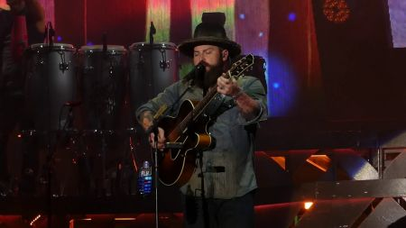 Watch: Zac Brown Band honors Walter Becker with cover of Steely Dan's 'Reelin' in the Years'