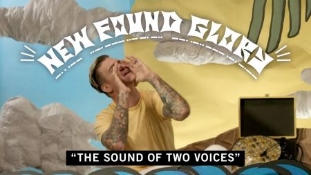 Watch: New Found Glory go under the surface in 'The Sound Of Two Voices' music video