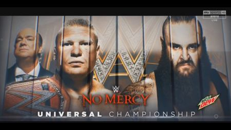 WWE 'No Mercy' could soon become one of pro wrestling's signature events
