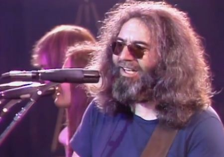 Jerry Garcia's songs to be featured in new musical 'Red Roses, Green Gold'