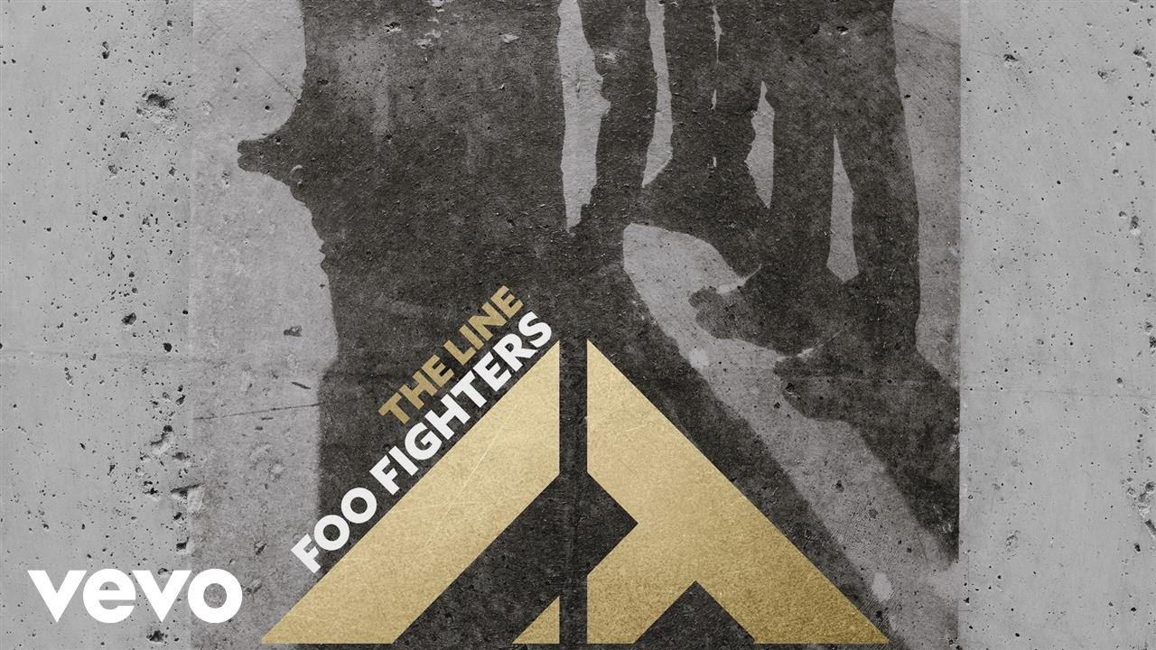 Foo Fighters release new song 'The Line' off of upcoming album