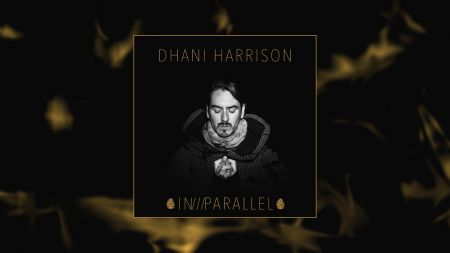 Listen: Dhani Harrison releases dark track 'Admiral of Upside Down'