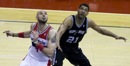 <p>Tim Duncan has stepped up his efforts to help those in need of hurricane relief.</p>