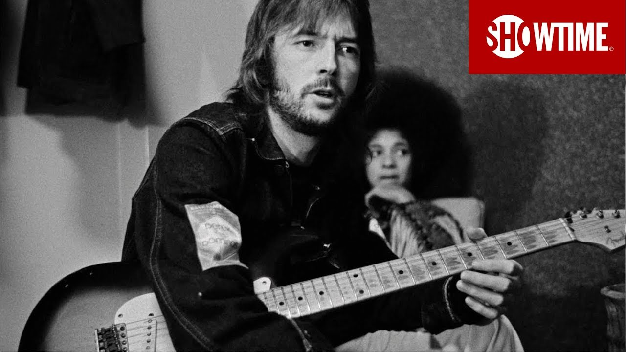 Eric Clapton believes the age of the guitar 'is over'