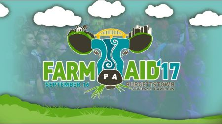 2017's Farm Aid concert added more artists and will be on AXS TV