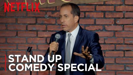 Jerry Seinfeld to return to The Colosseum at Caesars Palace for four shows in 2018