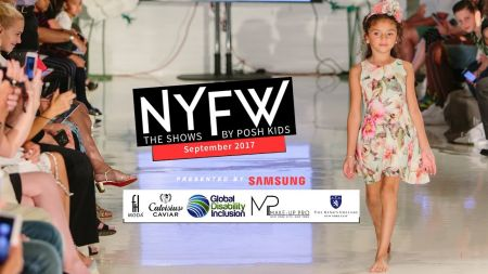 Fashion Week Kids Shows: Walk for a Cause coming to NYC's Playstation Theater