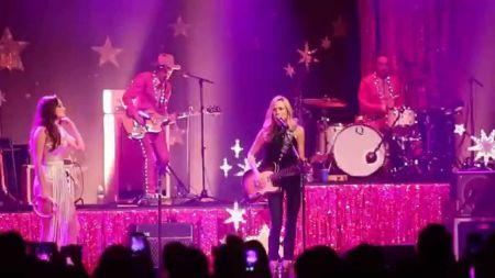 Sheryl Crow to headline benefit show at Nashville's Ryman Auditorium