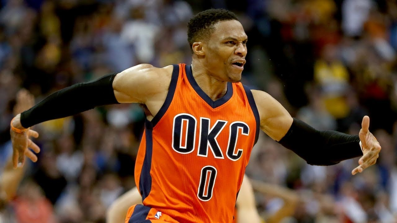Russell Westbrook signs lucrative new deal with Nike