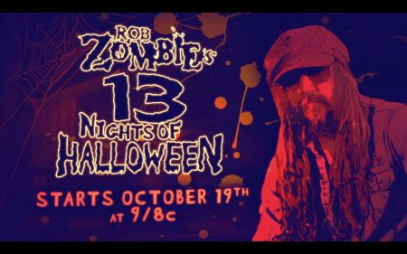 Complete movie schedule announced for 'Rob Zombie's 13 Nights of Halloween,' including fan giveaway