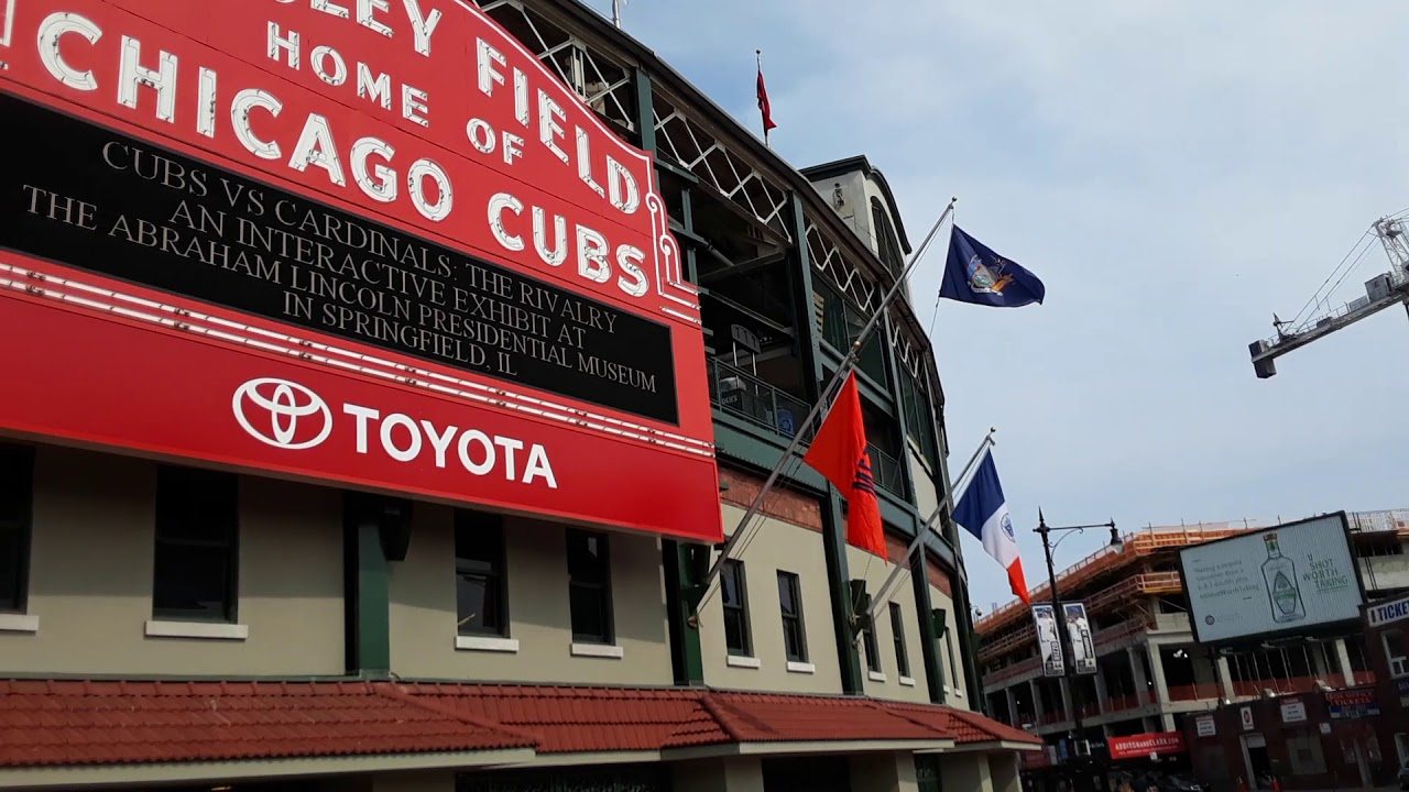 3 things you have to check out on your visit to Wrigley Field