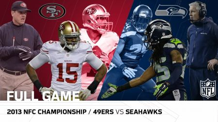 The best games in the 49ers-Seahawks rivalry