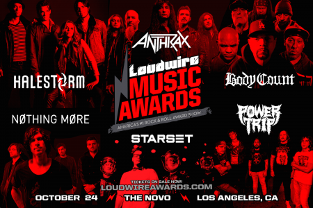 Nothing More to perform at 2017 Loudwire Music Awards