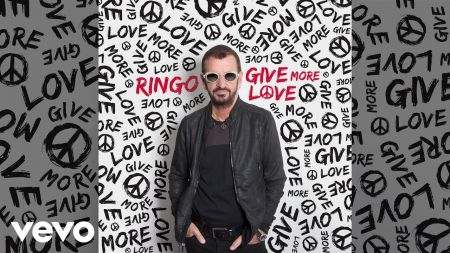 Ringo Starr gives more love and great music in new album