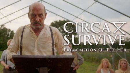 Watch Circa Survive's chilling new music video for 'Premonition of the Hex'