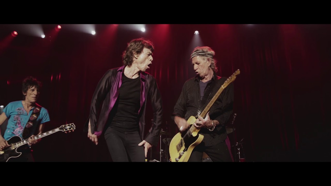 Watch: The Rolling Stones debut video for 'Brown Sugar' from 'Live at the Fonda 2015'