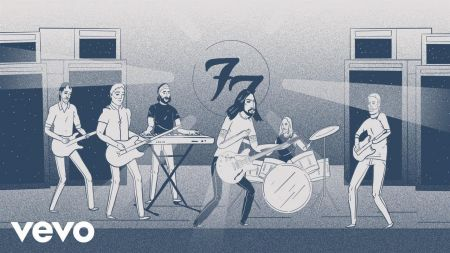 Foo Fighters drop new album 'Concrete and Gold' along with animated 'Making Of' video