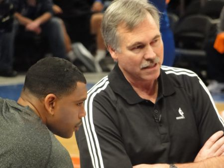 Mike D'Antoni was awarded for the second time this offseason for his work with the Houston Rockets.