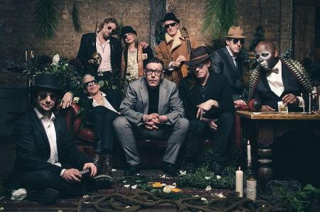 "British band Alabama 3 have also created the score for the new gangster film ""London's Finest."""
