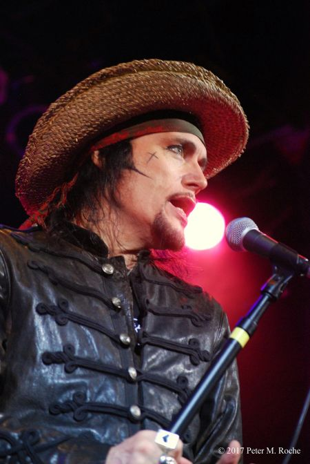 Adam Ant cool, charismatic at House of Blues Cleveland