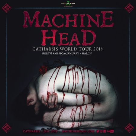 Machine Head announce North American tour for upcoming album