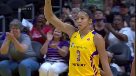 LA Sparks sweep Phoenix Mercury to set up WNBA Finals rematch against Minnesota Lynx