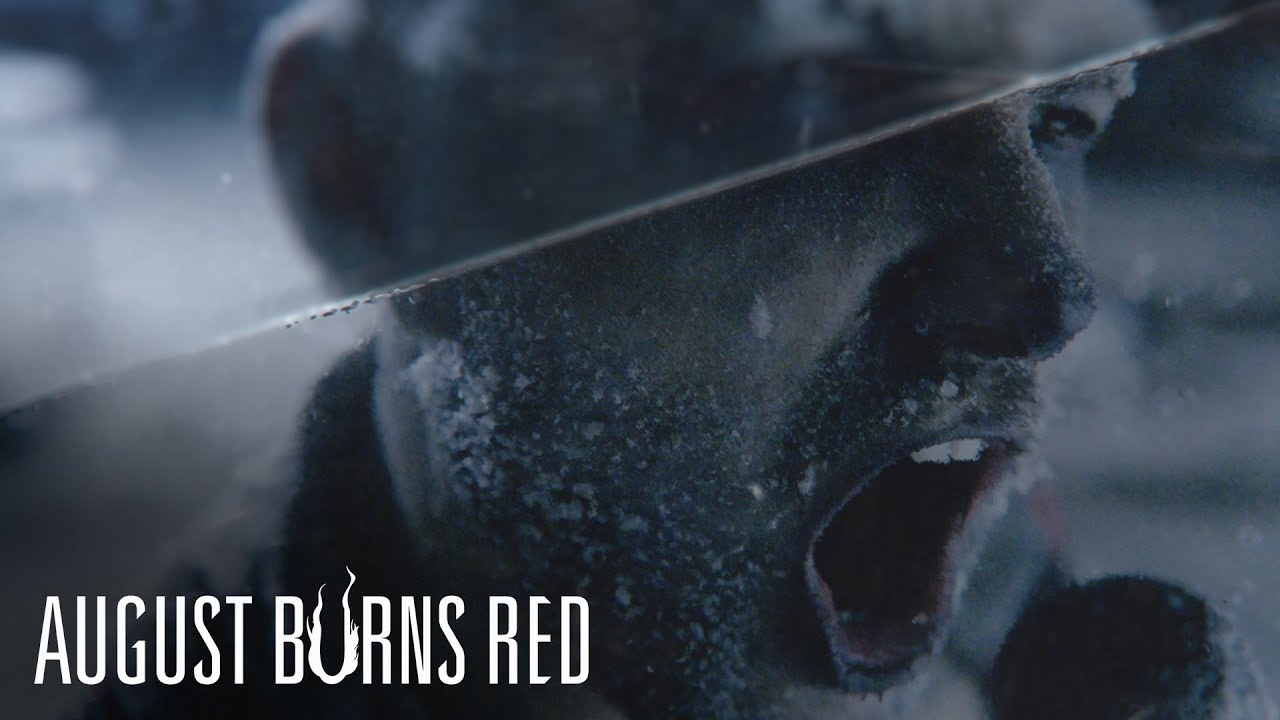 August Burns Red release music video for 'The Frost'