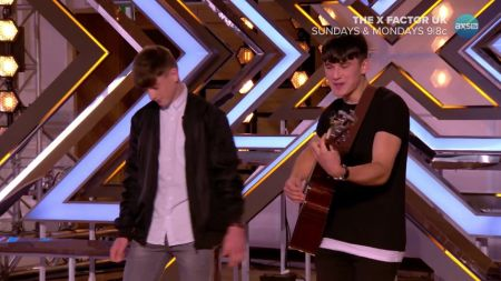 'The X Factor UK': Did the judges just discover the next big music duo?