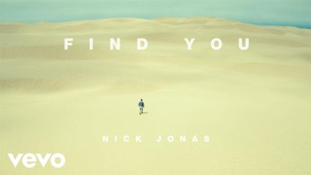 Nick Jonas looks for love in 'Find You' music video